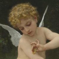 Cupido, La historia de San Valentín
